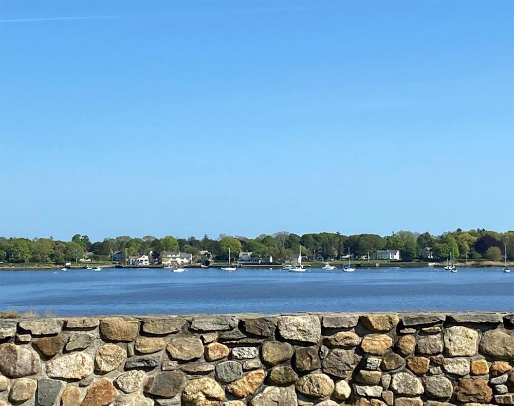 Old Saybrook Founders Memorial Park, Lower Connecticut River Valley